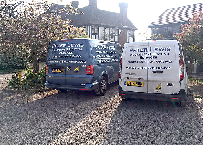 Hitchin Plumber : Herts Plumbing : Peter Lewis : Family owned ...